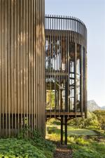 «Дом на дереве» в Кейптауне, Южная Африка