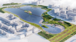 Черное озеро в Москве украсят архипелагом искусственных островов