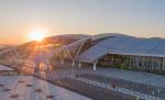 Новые фотографии ростовского аэропорта «Платов»