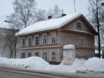 В Новой Ладоге снесли исторический дом купца Андреева