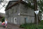 В Новой Ладоге сгорел еще один памятник архитектуры – дом купцов Мухиных