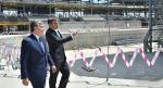 Вставай на коньки: ледовый комплекс в Ташкенте сдадут в декабре