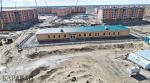 По старинным чертежам воссоздали здание Центрального исполнительного комитета Компартии КазССР в Кызылорде