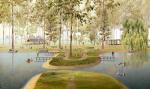 Бюро Асадова победило в конкурсе на проект первого городского парка в Опалихе