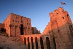 Цитадель Алеппо вновь доступна для посетителей
