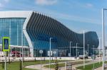 Новый терминал аэропорта «Крымская волна» © GRADAS