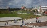 Возле парка «Зарядье» построят комплекс элитных апартаментов