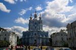 Эксперты рассказали, как реставрируется Смольный собор