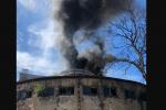 В Петербурге горели старинные Ушаковские бани