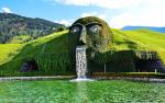 Сваровски, кони, гуси: самые необычные фонтаны мира