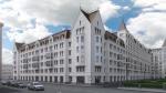В центре Петербурга построили элитный «Русский дом»