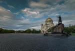 Монумент «Триумф Российского флота» появится в Кронштадте