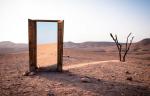 Инстаграм недели: зеркальные инсталляции иранской художницы