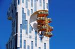 Архитектура: Колесо обозрения на 27-м этаже