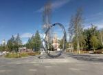 Паблик-арт в «Зарядье»: какие необычные скульптуры появились в парке