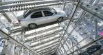 В Китае появился самый высокий паркинг в мире