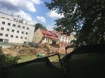 Ради церковного комплекса в центре Минска почти разрушили историческое здание. А что говорят в БПЦ?
