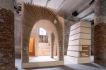 Архитектура зависла в свободном пространстве