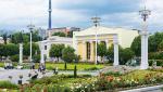 Собянин открыл 14 отреставрированных фонтанов центральной аллеи ВДНХ