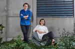 The New Raw - голландские дизайнеры, которые печатают уличную мебель из пластиковых бутылок и пакетов