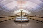 В метро Петербурга рассказали, почему «Спортивная» имеет два яруса