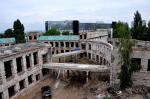 Почему прервалась реставрация и что будет со зданием Фабрики-кухни?