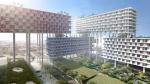 BIG построит парящий дом в Майями