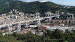 Мост Моранди в Генуе