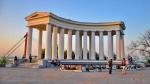 Колонны Воронцовской колоннады могут треснуть из-за бетона — эксперты