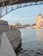 Естественное развертывание исторического города и новая программа размещения высотных зданий