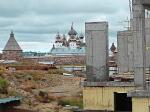 Реконструкция нового здания музея на Соловках откладывается на неопределенный срок