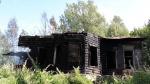 В Ленинградской области сгорела усадьба прадеда Пушкина