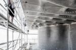 Швейцарские исследователи представили бетонное перекрытие, которое вдвое легче обычного