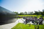 В Таллине открыли памятник жертвам коммунизма