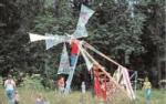 «Город детства» — новый налет в Суханово