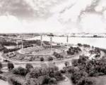 Пробуждение кратера: Новый/старый стадион на Крестовском острове Санкт-Петербурга