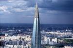 Архитекторы не могут поделить авторство на «Лахта-Центр»