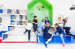 Образовательная среда будущего на выставке Build School 2018