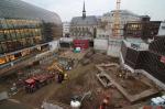 В Кельне археологи раскопали фундамент древнейшей библиотеки на территории Германии