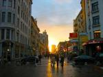 Прогулки по Москве: по улице Булата Окуджавы