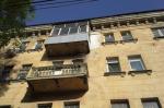 Город исчезающих балконов