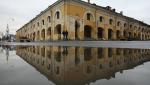 В историческом здании Никольского рынка в Петербурге откроют гостиницы