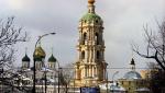 В Новоспасском монастыре отреставрируют еще шесть объектов