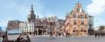 Город как сеть архетипов: исторические города Голландии