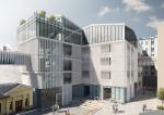 КБ Стрелка разработала проект обновления еврейского общинного центра в Спасоглинищевском переулке