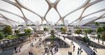 UNStudio представило концепцию транспортного узла для Hyperloop