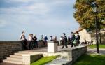 В Таллинне завершилась реконструкция Епископского сада