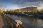 Реставрация Никольских рядов в Санкт-Петербурге завершена