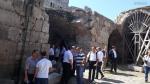 Сирия: ФАН публикует видео восстановления замка Крак-де-Шевалье
