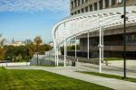 Открылся новый вход в парк Горького, сделанный по проекту Wowhaus